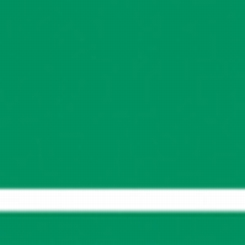 graveerplaat groen-wit 610x610x1,6mm