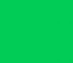 PVC folie transparant groen E089