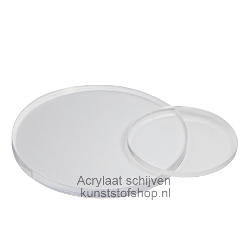 acrylaat schijf D: 60 mm
