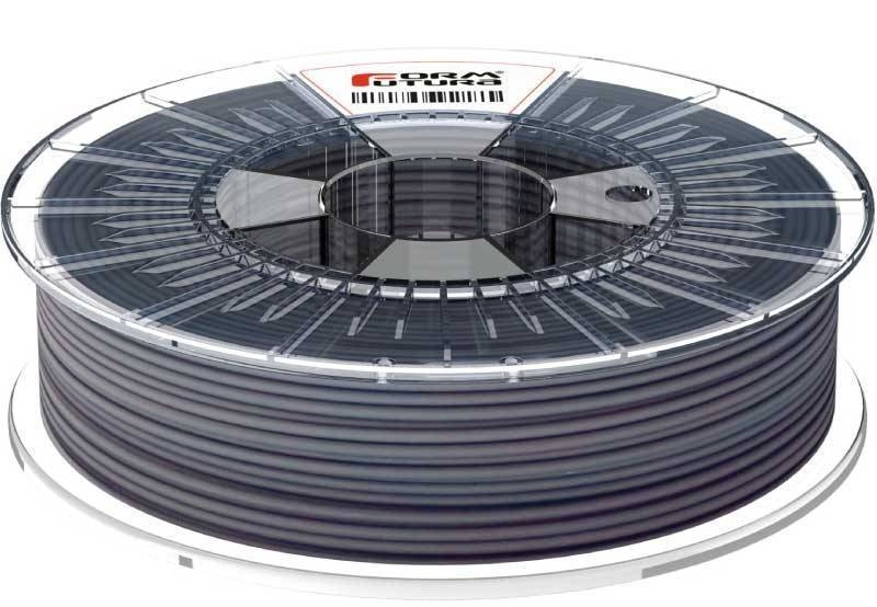 3D Print Filament form futura ABS donkergrijs