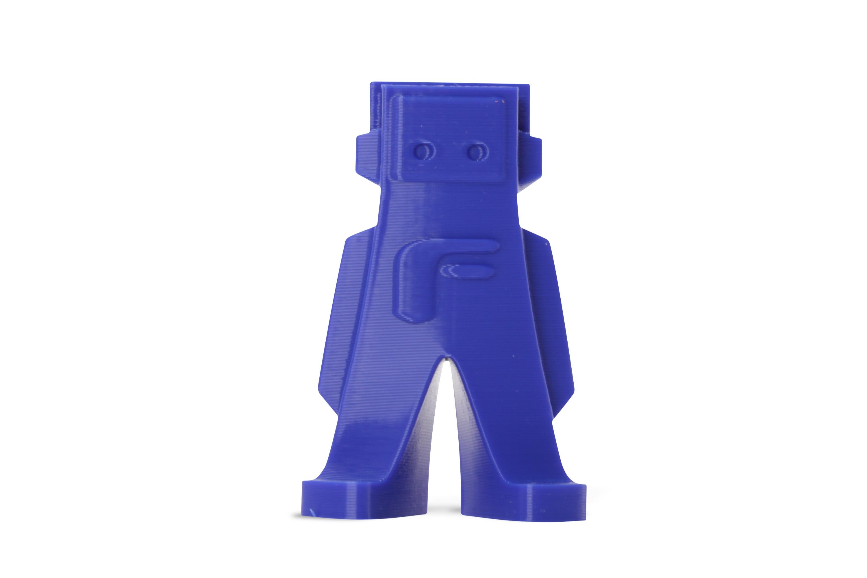 3D Print Filament Form Futura PLA donkerblauw