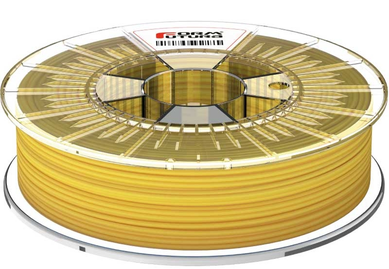 3D Print Filament form futura PLA geel
