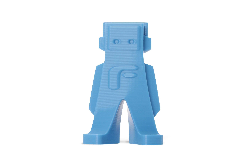 3D Print Filament Form Futura PLA lichtblauw