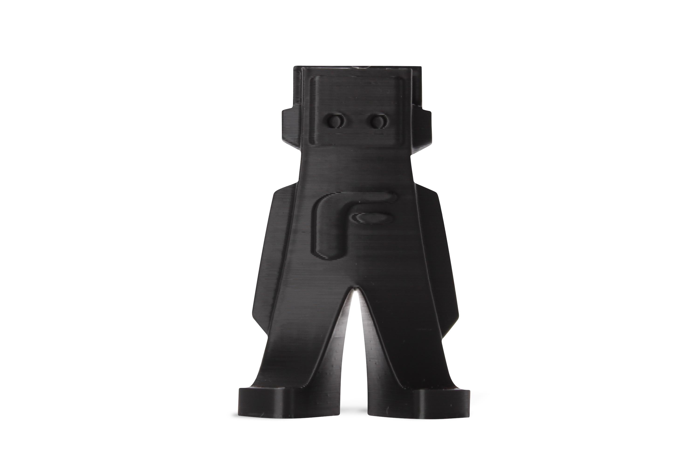 3D Print Filament Form Futura PLA zwart