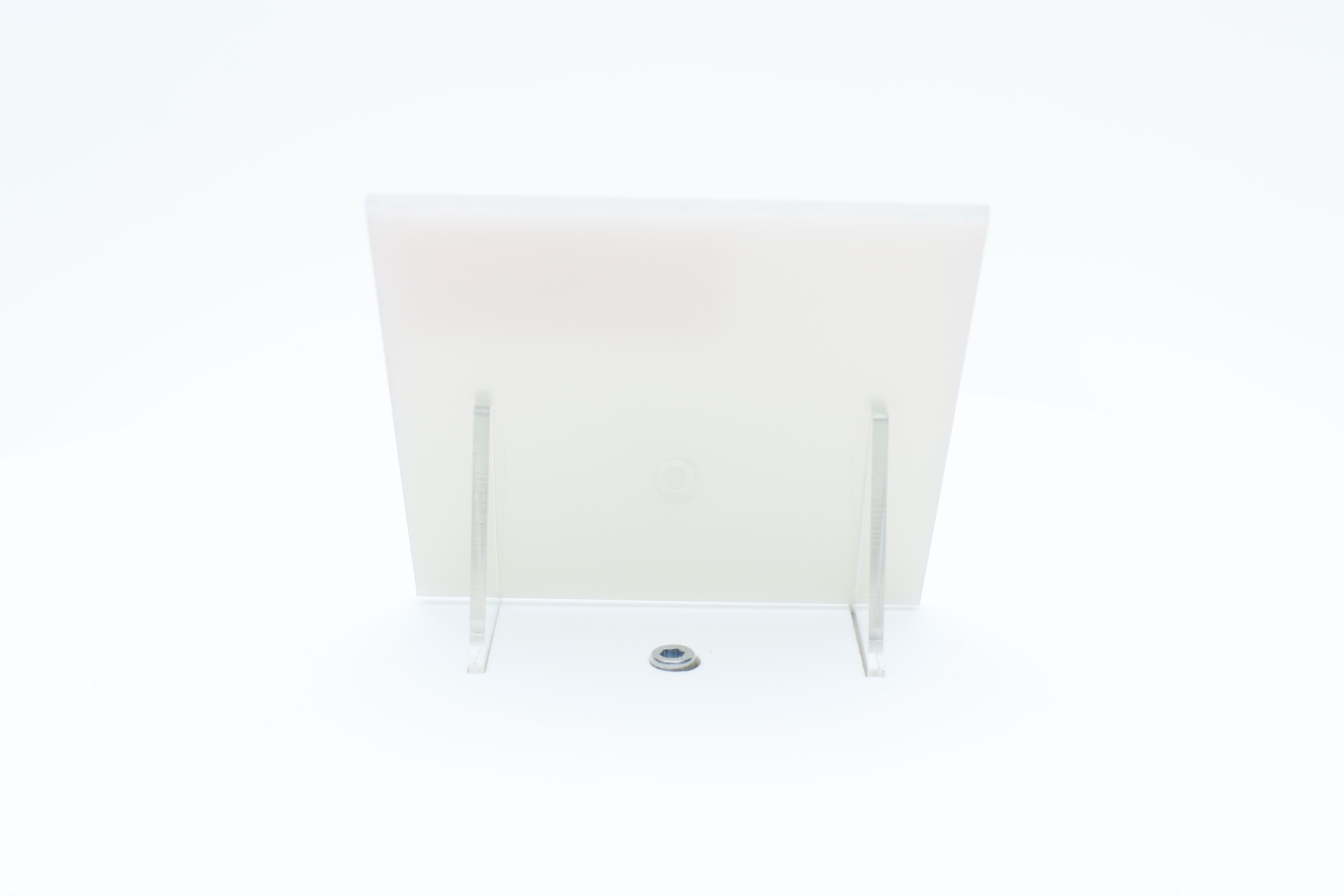 acrylaat parelmoer wit met roze gloed AC39