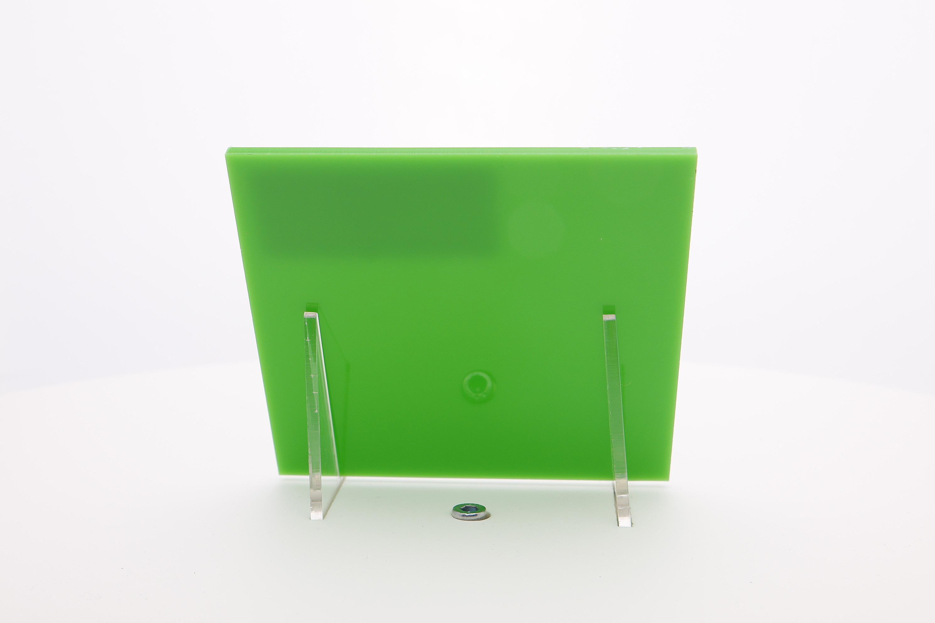 acrylaat plaat fel groen AC37