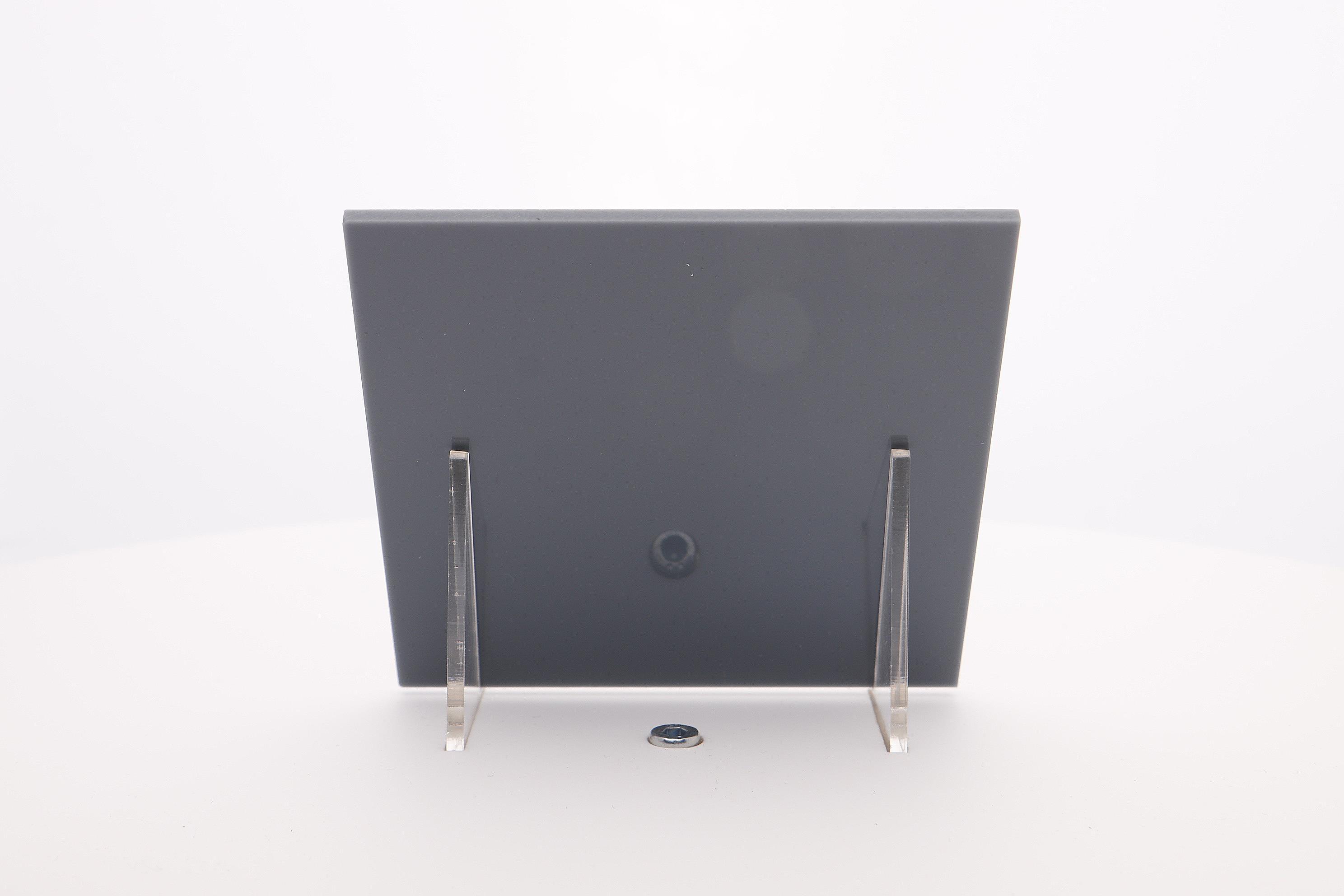 acrylaat plaat grijs AC62