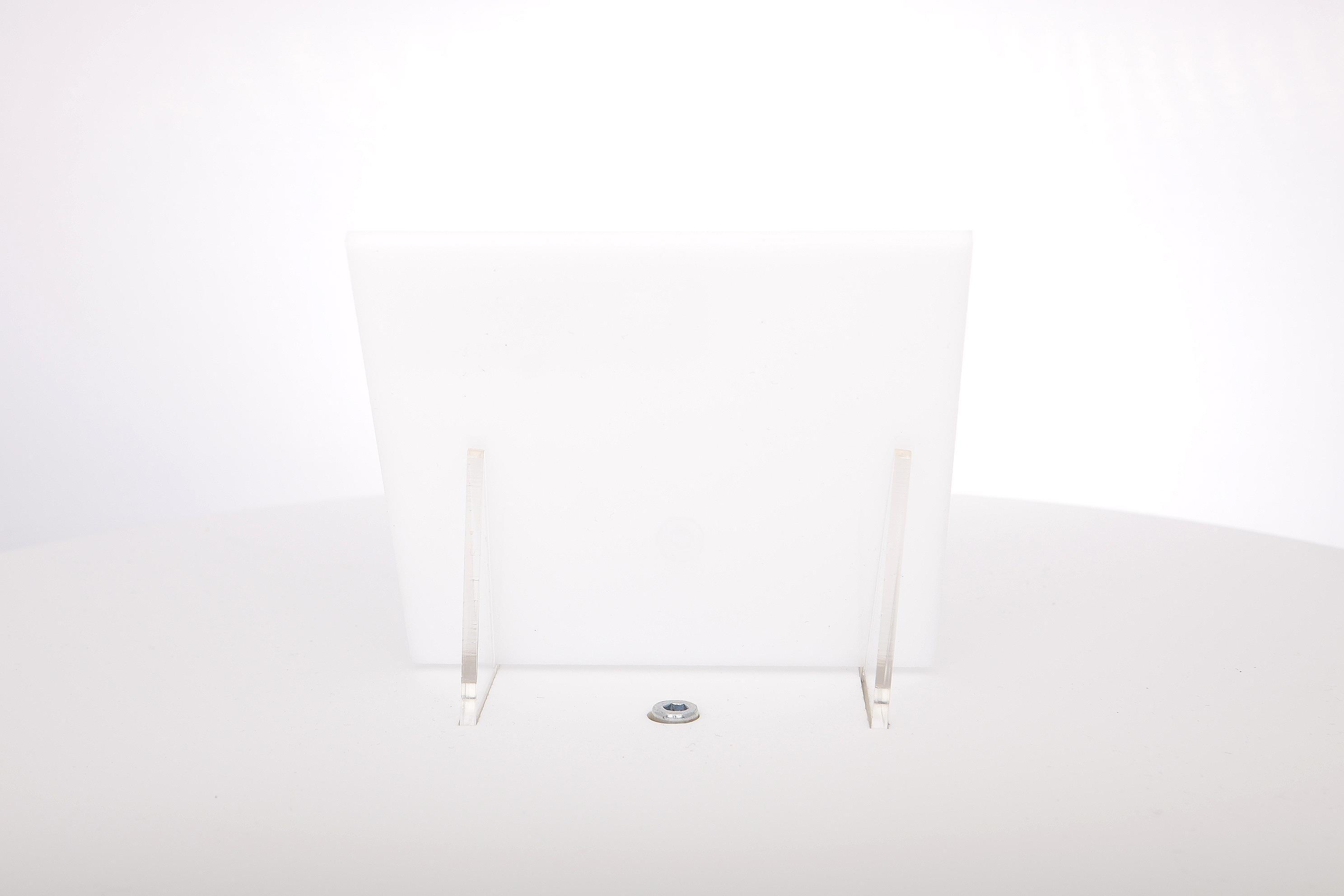 acrylaat plaat melkwit AC02