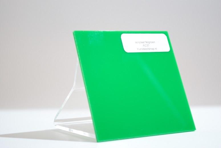 monster acrylaat groen AC37
