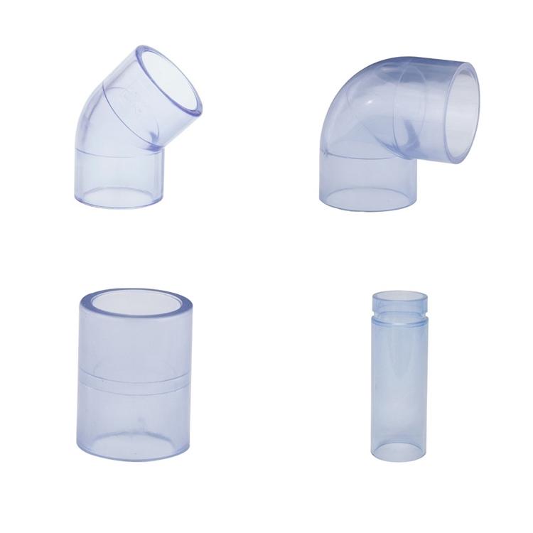 PVC transparante mof