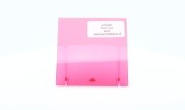 acrylaat plaat fluor roze AC31