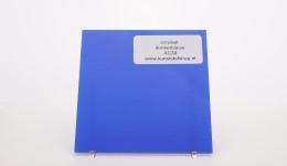 acrylaat plaat donkerblauw AC38