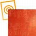 Sizopreg PLA plaat oranje 1250x600x1mm