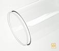 acrylaat deksel voor buis D:80/3 mm