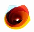 Set zacht pvc in diverse kleuren 6 kleuren