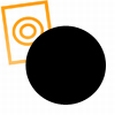 XS2design nylon zwart diameter 2,85 mm