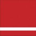 graveerplaat rood-wit