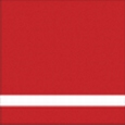 graveerplaat rood-wit 610x610x1,6mm