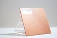 acrylaat plaat metallic copper   AC9007