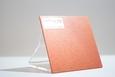 acrylaat plaat metallic copper red  AC9006