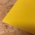 Solanyl bioplastic plaat geel