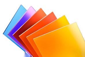 mat kleuren